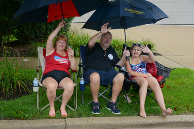The Last Fling - 2014 - Labor Day Parade - Naperville, Illinois