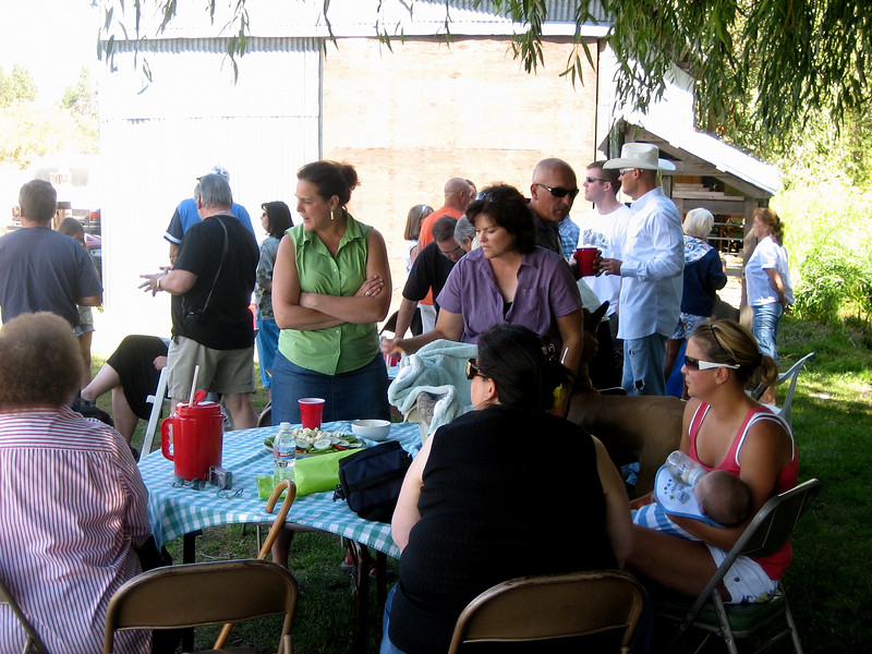 2007 Pig Roast: day two of two