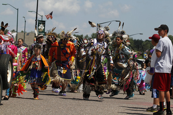 Lac du Flambeau Fourth of July Parade