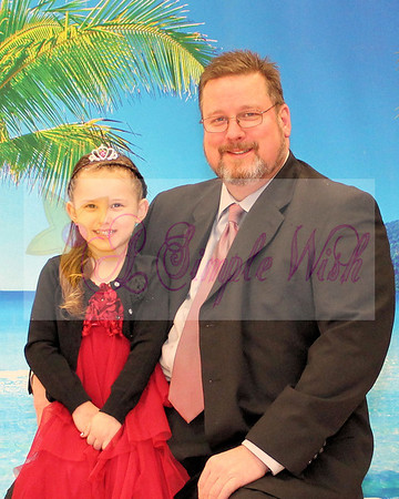 Lacey Daddy Daughter Dance 2014