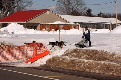 82nd World Championship Sled Dog Derby February 2011