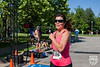 Ladies of Northwest Arkansas, young and old, gathered on Sunday morning at Lake Fayetteville to take on a duathlon put on by Fayetteville Parks and Recreation.