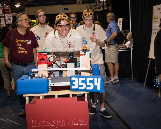 Laguna Creek HS Robotics 2014