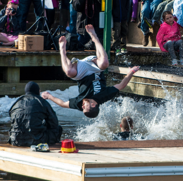 2014 Lake Anne Polar Bear Plunge