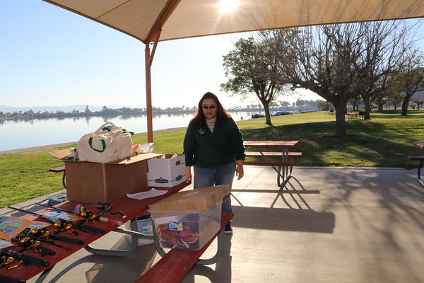 Lake Cahuilla Trout Fishing Derby 2017