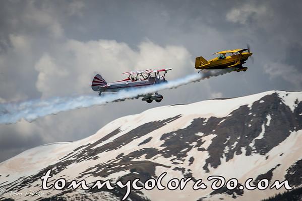 Lake Dillon Air Show