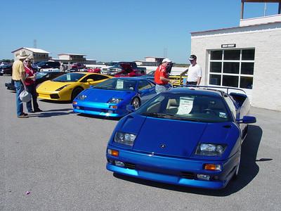 Lamborghini Events