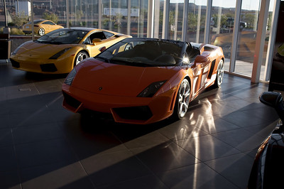 lamborghini 2011 Lamborghini LP560-4 Spyder Gallardo  Arancio Borealis (pearl orange) New Price $274,070.00 560 Horsepower V10 All Wheel Drive