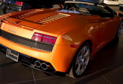 lamborghini 2011 Lamborghini LP560-4 Spyder Gallardo  Arancio Borealis (pearl orange) New Price $274,070.00 560 Horsepower V10 All Wheel Drive