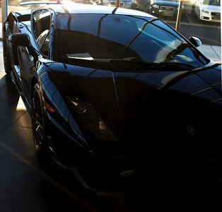 2011 Lamborghini LP570-4 Superleggera Gallardo Nero Noctis (black) New price $283,500.00 570 Horsepower V10, All Wheel Drive
