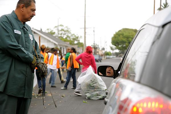 Land Trust Clean Up