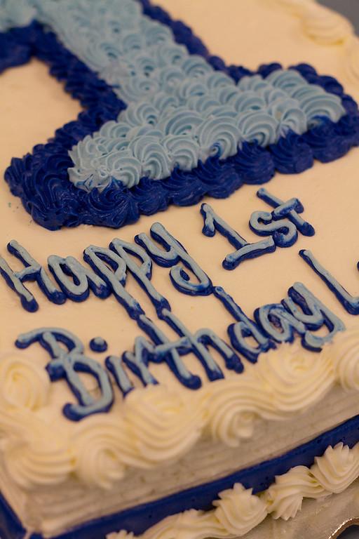 Landon's Birthday