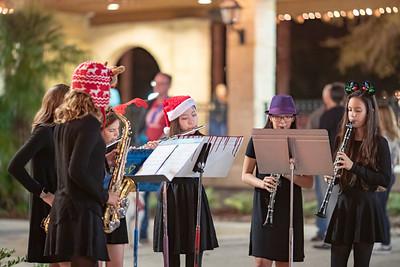 Landrum Middle School Jazz Band