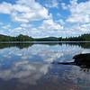 Grampus Lake, Adirondack Mountains, New York State