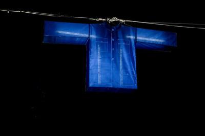 Shirt Lantern Festival Albert Park Auckland New Zealand - 2 Mar 2007