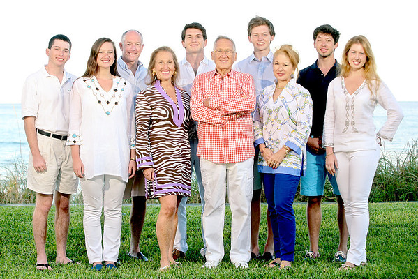 122712 Herrick Family Portraits