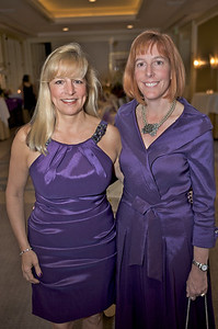 Executive Director Sherilyn Adams and Event Co-Chair Annie Ellicott
