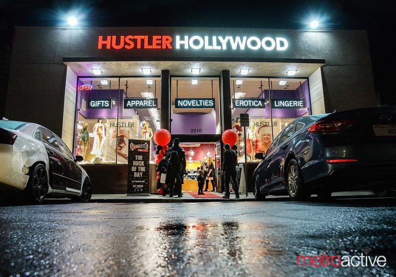 Hustler Hollywood - 2210 Business Circle  San Jose, CA 95128