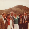 At our wedding day with Jim and Diane Lanker, Sandy and Tor