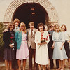 Tina, Kevin, Anna, Larry and Jean, Edna, Michael, Tracy and Stephanie