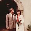 Married in Sedona Arizona in 1982
