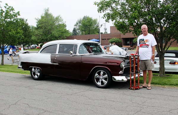 Larry's Cruise-In for CTF 2015