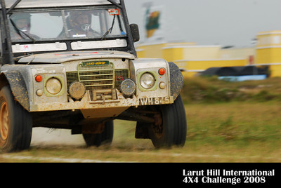 Larut Hill International 4X4 Challenge 2008