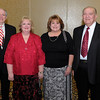 Chuck's son Tom and his wife Cindy, Chuck's daughter, Barbara Helton, and Chuck Helton