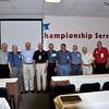 The Board - 2008-2009: Smith, Aldridge, Armstrong, Tressler, Boswell, Garrett, Friedlander, Doucette, Harrelson