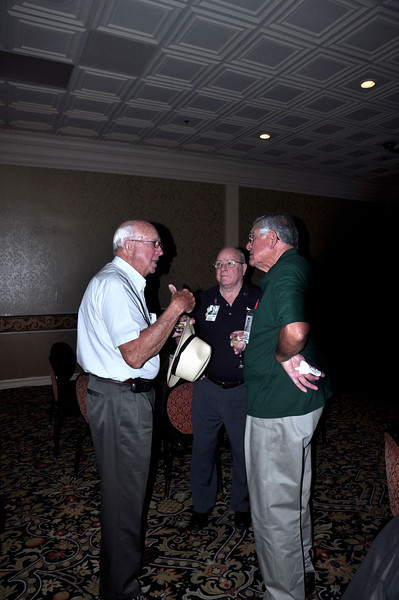 MT Smith, George Cochran, and Cres Baca