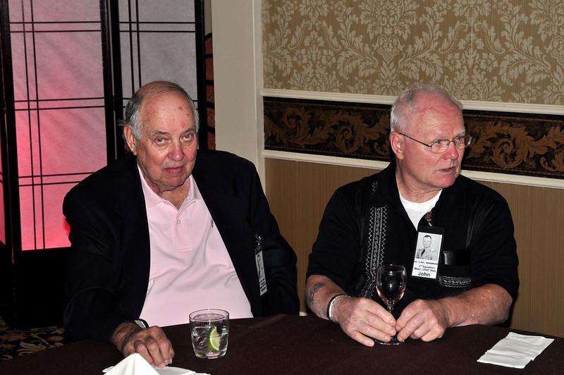 Vince Haney and John Henderson