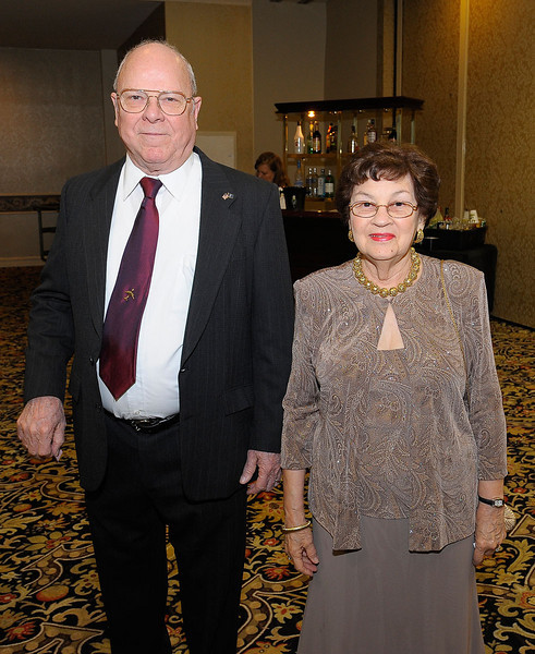 George and Betty Cochran