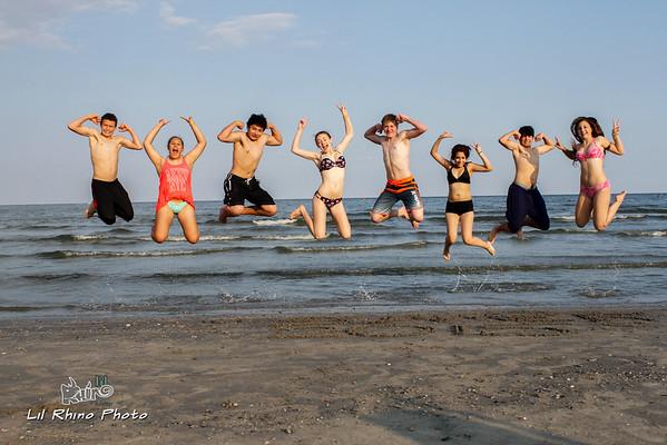Last Day of School - San Luis Resort - Galveston