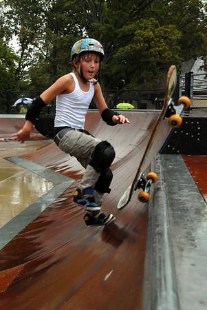 Last Fling - 2012 - Naperville, Illinois - Skate Boarding