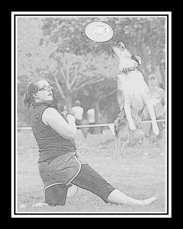 Last Fling - 2012 - Naperville, Illinois - Dog Show - Frisbee