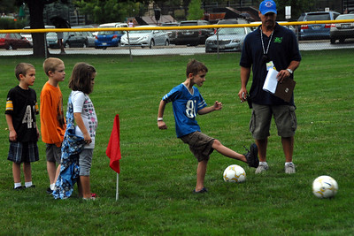 Last Fling - 2012 - Naperville, Illinois - Soccer Shoot Out