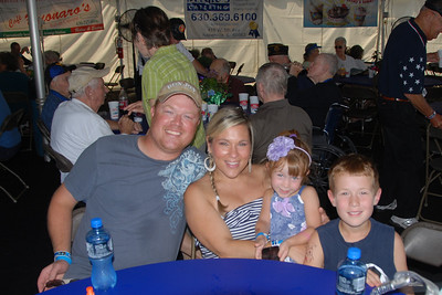 Last Fling - 2012 - Naperville, Illinois - People in the Crowd