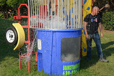 The Last Fling - September 4-7, 2015 - Naperville, Illinois - Dunk Tank
