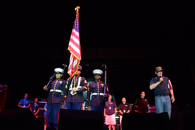 The Last Fling - September 4-7, 2015 - Naperville, Illinois - The Committee, Honor Guard, and National Anthem