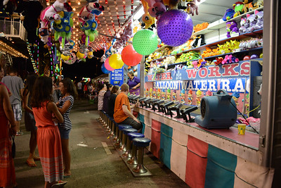 The Last Fling - September 4-7, 2015 - Naperville, Illinois - The Carnival Area