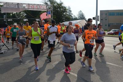 The Last Fling - September 4-7, 2015 - Naperville, Illinois - 5K Race