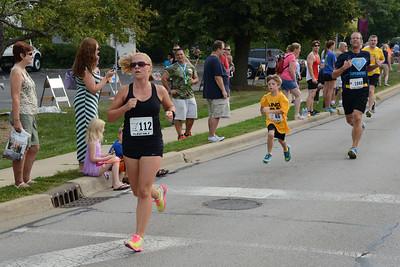 The Last Fling - September 4-7, 2015 - Naperville, Illinois - Mile Run