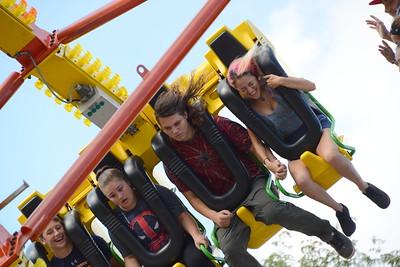 Last Fling 2016 - Naperville, Illinois - Carnival