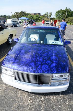 Last Fling 2016 - Naperville, Illinois - Car Show