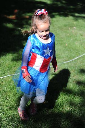 Last Fling 2016 - Naperville, Illinois - Super Hero Race