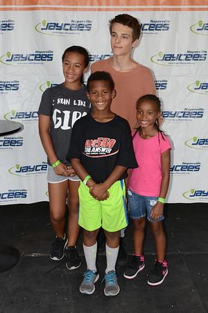 Last Fling 2016 - Naperville, Illinois - Family Fun Land - Meet & Greet - Corey Fogelmanis