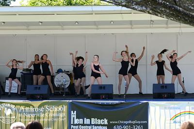 Last Fling 2016 - Naperville, Illinois - Family Fun Land - Elan Dance Troup