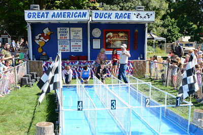Last Fling 2016 - Naperville, Illinois - Family Fun Land - Great American Duck Race