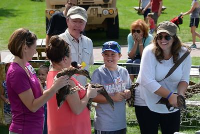 Last Fling 2016 - Naperville, Illinois - Family Fun Land - Great American Duck Race