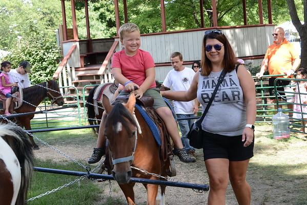 LF2016 FFL - Horse Rides
